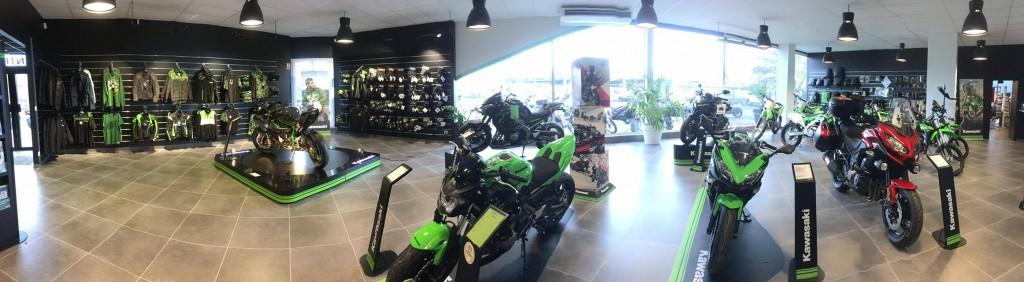 Showroom Kawasaki Agen